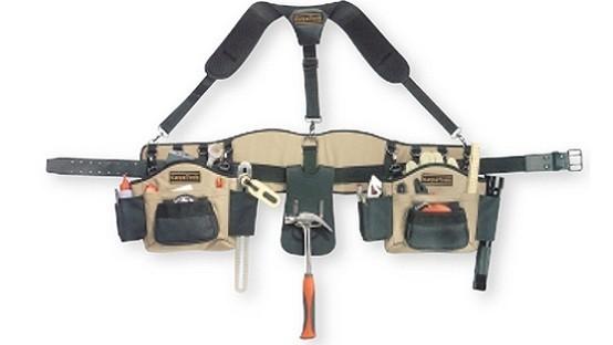 Bolsa herramientas con tirantes