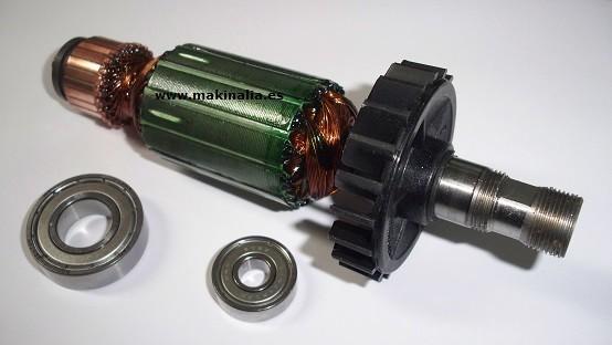 Inducido rotor FR192N completo