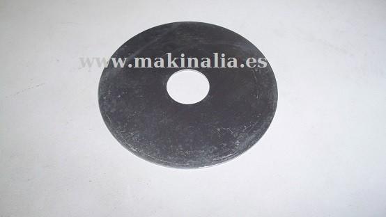Arandela aluminio jirafa flex WS702