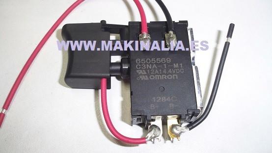 Interruptor atornillador Makita 6271D