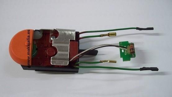 Circuito electronico AB.111.N captador