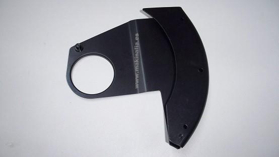 Protector inferior ingletadora Virutex TM43L