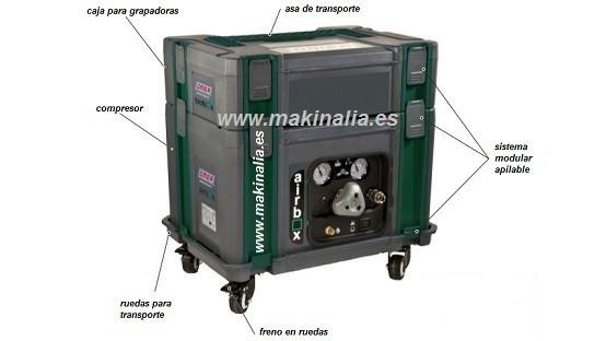 Compresor Omer Airbox