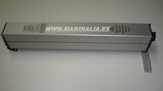 Regle superior Virutex TM33L-TM33H-TM33W