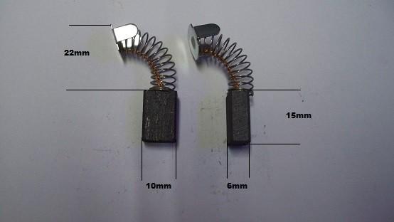 Escobillas Makita taladro amoladora sierra lijadora sopladora cizalla
