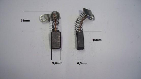 Escobillas Black&Decker martillos