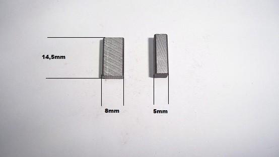 Escobillas Bosch sierras caladoras.