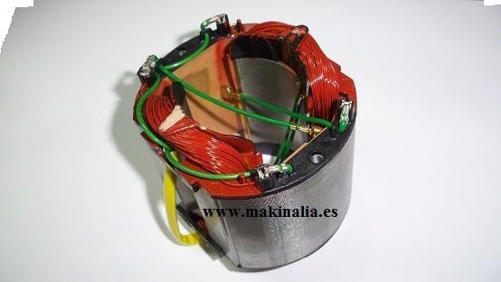 Estator bobinado Virutex, FC16S y FC116U