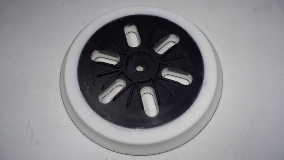 Plato velcro repuesto lijadora Bosch 150 mm diametro