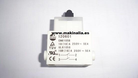 Interruptor Virutex FRE317VD