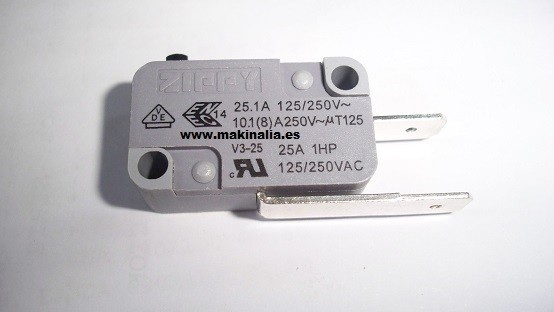 Interruptor Virutex SRI174T