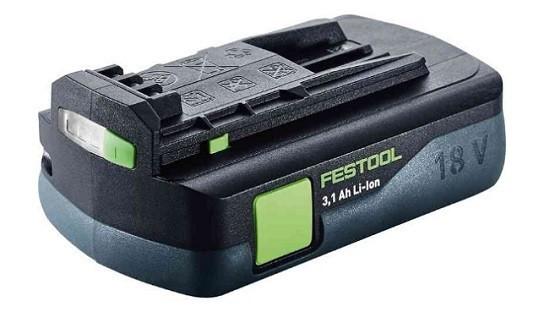 Bateria Festool BP 18 Li 3.1 C