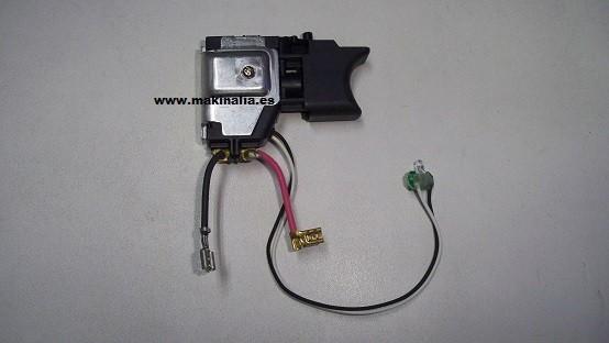 Interruptor atornillador Makita DF330D, DF030D