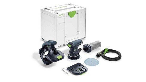 Lijadora FESTOOL ES-ETS 125 REQ-Plus
