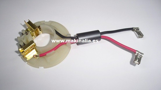 Portaescobillas atornillador Makita BHP446 y BDF456