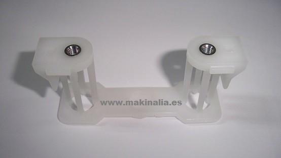 Columnas soporte base lijadora Makita BO4553