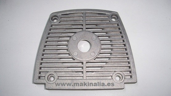 Tapa motor lado polea Virutex AF11
