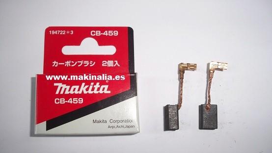 Escobillas Makita pulidora 9218SB
