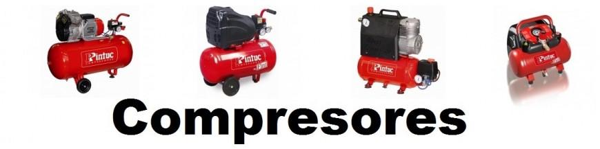 Compresores aire comprimido