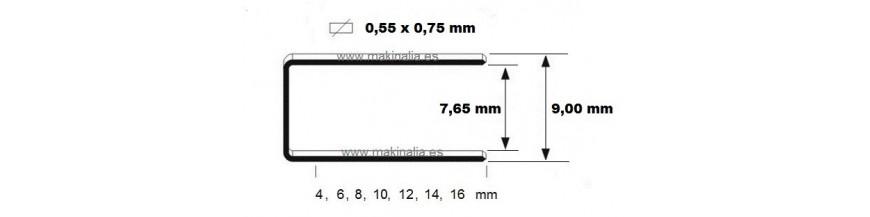 Grapas 3G ó 71